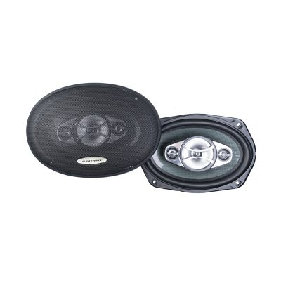 Auto Choice Direct - Audio - 4 Way Coaxial Speakers - Car Accessories UK