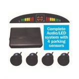 Auto Choice Direct - Streetwize Parking Aids - Reverse Parking System - Car Accessories UK