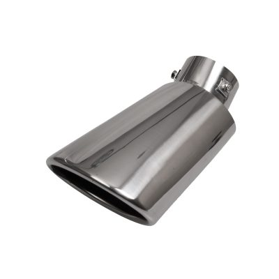 Auto Choice Direct - Exhaust Tips - Angled Slash Cut Exhaust Tip - Car Accessories UK