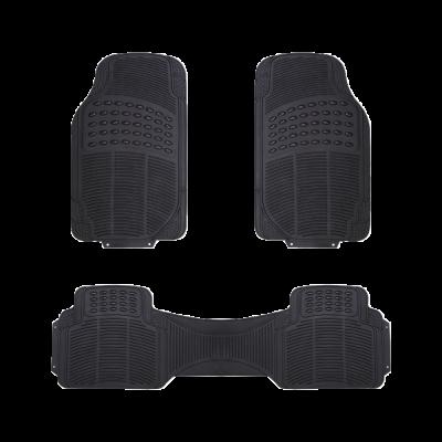 Auto Choice Direct - Car Mats - Heavy Duty 3 Piece Mat Set - Car Accessories UK