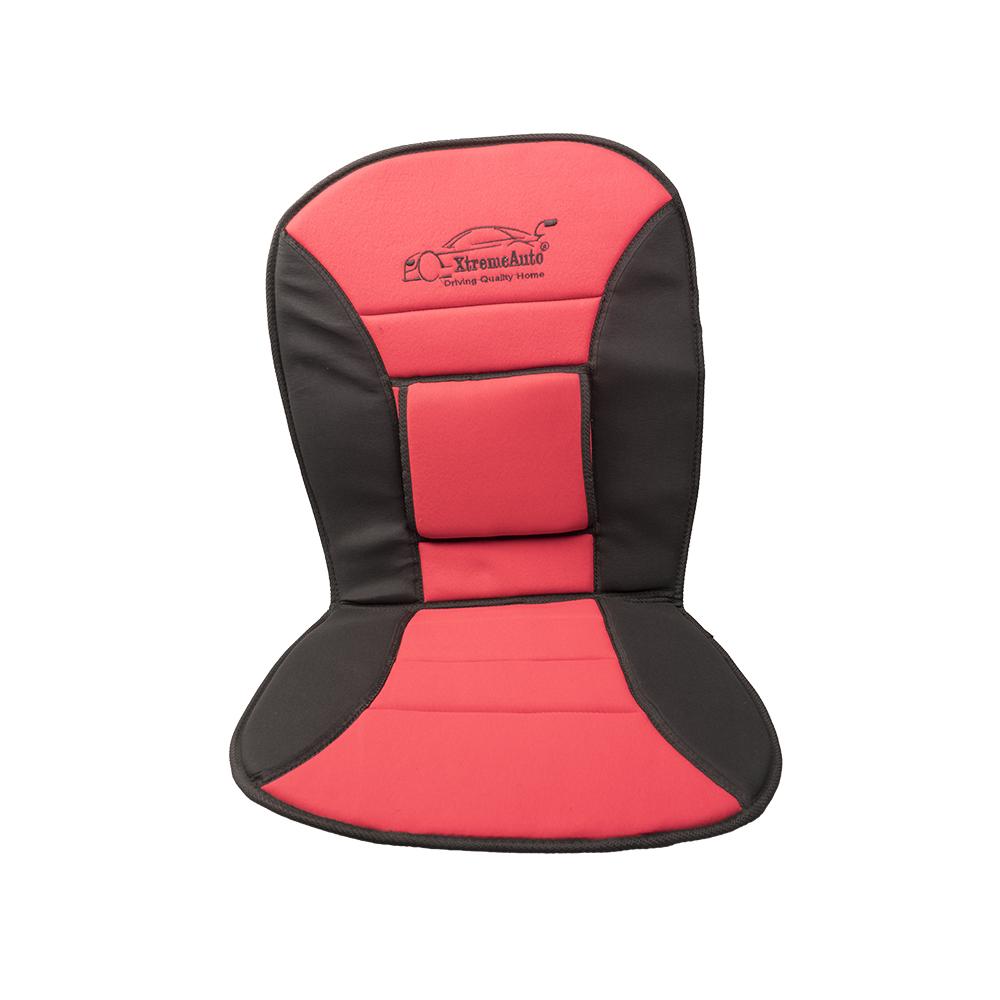 Auto Choice Red Seat Cushion Xasc21c