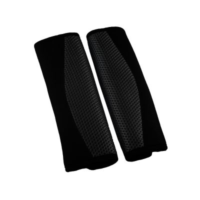 Auto Choice Direct - Black Seat Belt Pads - PMHP3BK - Car Accessories UK