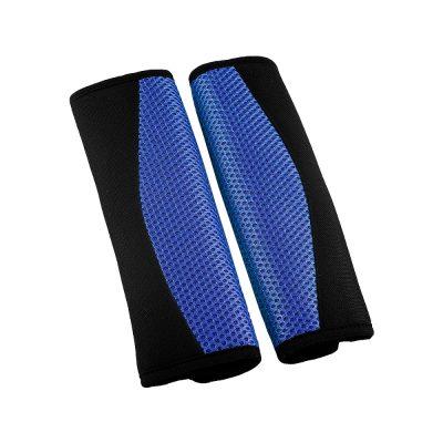 Auto Choice Direct - Blue Seat Belt Pads - PMHP3B - Car Accessories UK