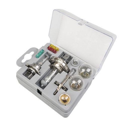 Auto Choice Direct - Bulbs - 10pc Emergency Bulb Kit - Car Accessories UK