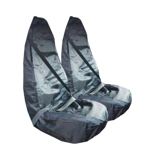Auto Choice Direct - Seat Covers - Pair of Large Heavy Duty Seat Covers - Car Accessories UK