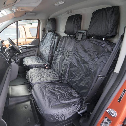 Auto Choice Direct - Premium Series - Ford Transit Custom Seat Covers - Car Accessories UK