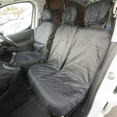 Auto Choice Direct - Seat Covers - Premium Berlingo/Partner Seat Covers - Car Accessories UK
