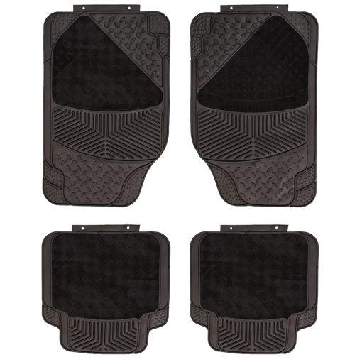 Auto Choice Direct - Mats - Heavy Duty Rubber & Carpet Mats - Car Accessories UK