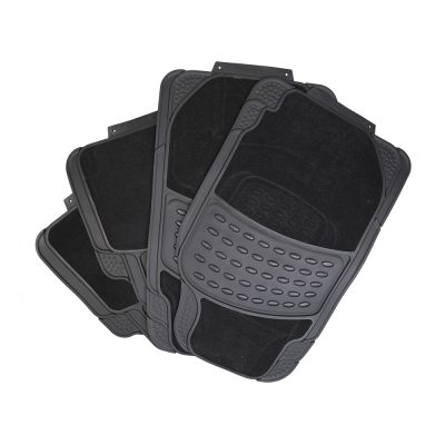 Auto Choice Direct - Mats - Heavy Duty Rubber & Carpet Mats - Car Accessories UK