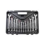 Auto Choice 61pc Mechanics 1/4″ & 1/2″ Tool Kit – PMTK61