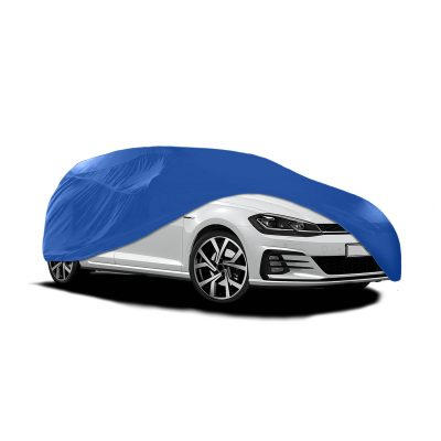 Auto Choice Direct - Car Covers - Medium Blue Indoor Car Cover - Car Accessories UK