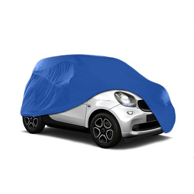 Auto Choice Direct - Car Covers - Small Blue Indoor Car Cover - Car Accessories UK