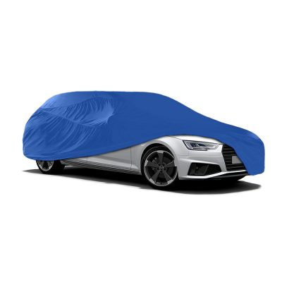 Auto Choice Direct - Car Covers - Extra Large Blue Indoor Car Cover - Car Accessories UK