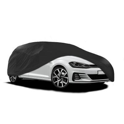 Auto Choice Direct - Car Covers - Medium Black Indoor Car Cover - Car Accessories UK