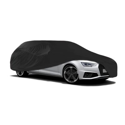 Auto Choice Direct - Car Covers - Extra Large Black Indoor Car Cover - Car Accessories UK