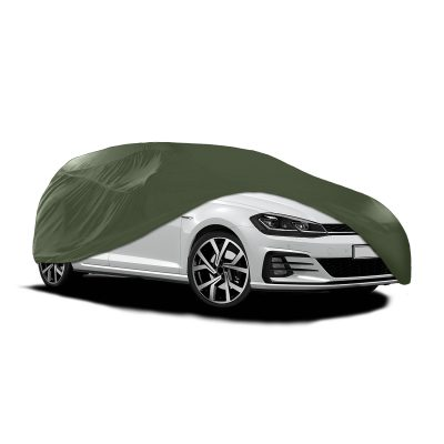 Auto Choice Direct - Car Covers - Medium Green Indoor Car Cover - Car Accessories UK