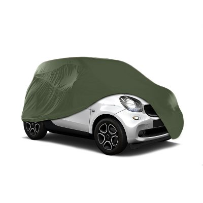 Auto Choice Direct - Car Covers - Small Green Indoor Car Cover - Car Accessories UK