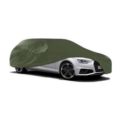 Auto Choice Direct - Car Covers - Extra Large Green Indoor Car Cover - Car Accessories UK
