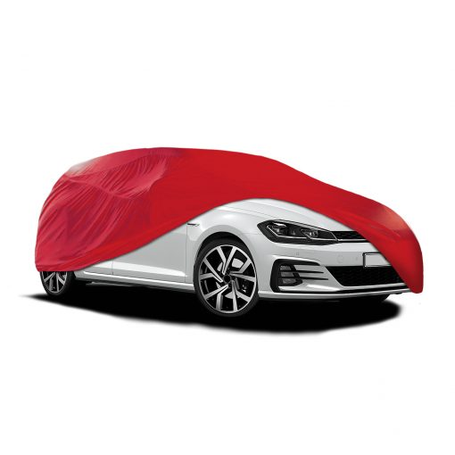 Auto Choice Direct - Car Covers - Medium Red Indoor Car Cover - Car Accessories UK