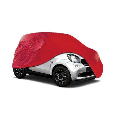 Auto Choice Direct - Car Covers - Small Red Indoor Car Cover - Car Accessories UK
