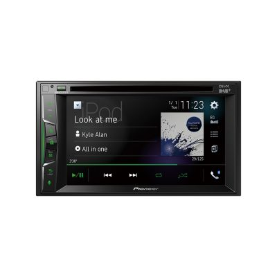 Auto Choice Direct - Pioneer Double DIN - AVH-A3200DAB - Car Accessories UK