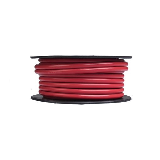 Auto Choice Direct - Cable - 10 AWG Copper Cable Red - Car Accessories UK
