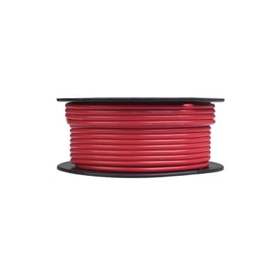 Auto Choice Direct - Cable - 16 AWG Copper Cable Red - Car Accessories UK