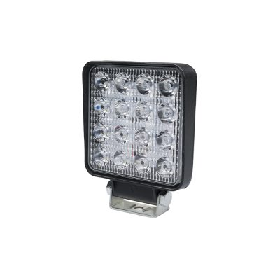 Auto Choice Direct - Light Bars - 16 LED Square Spot Light - Car Accessories UK