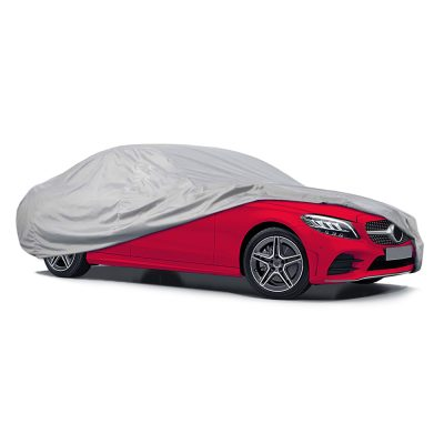 Auto Choice Direct - Car Covers - Breathable Large Car Cover - Car Accessories UK