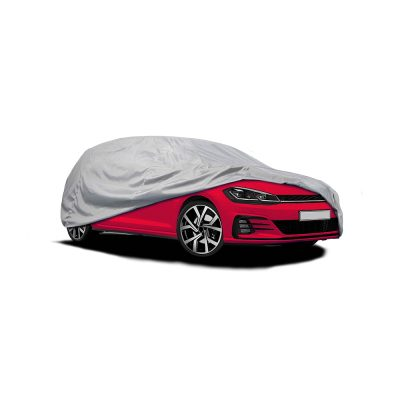 Auto Choice Direct - Car Covers - Breathable Medium Car Cover - Car Accessories UK