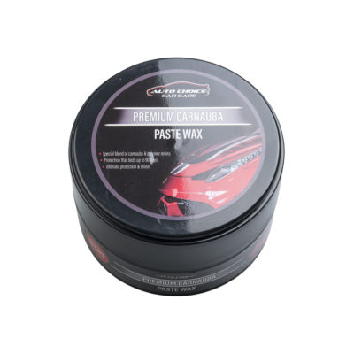 Auto Choice Direct - Cleaning Chemicals - Premium Carnauba Paste Wax - Car Accessories UK