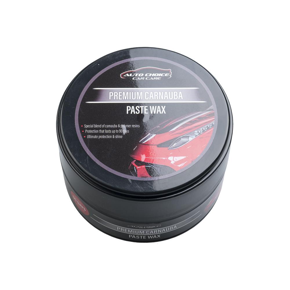 Auto Choice Direct - Cleaning Chemicals - Premium Carnauba Paste Wax - Car Accessories UK
