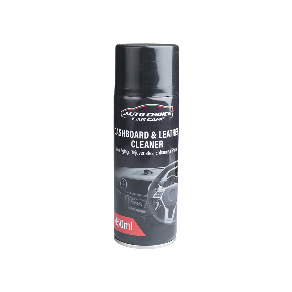 Auto Choice Direct - Cleaning Chemicals - Dashboard & Leather Cleaner - Car Accessories UK