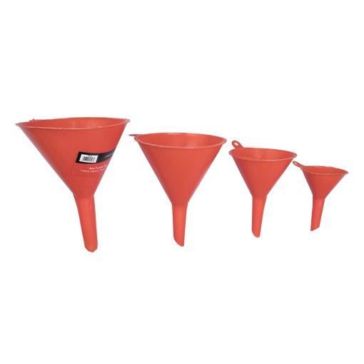 Auto Choice Direct - Fuel Accessories - 4pc Funnel Set - Car Accessories UK