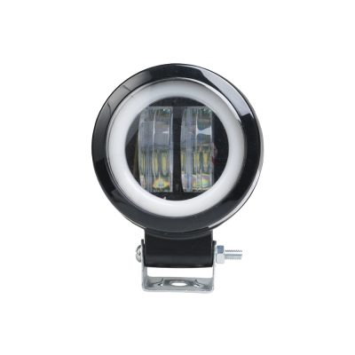 Auto Choice Direct - LED Lighting - Spot Light with Ring Light - Car Accessories UK