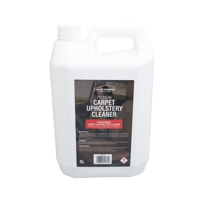 Auto Choice Direct - Cleaning Chemicals - Premium 5L Carpet & Upholstery Cleaner - Car Accessories UK