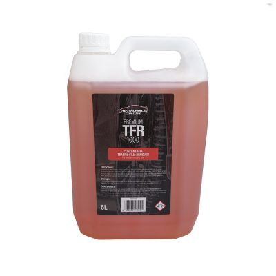 Auto Choice Direct - Cleaning Chemicals - Premium 5L Traffic Film Remover - Car Accessories UK