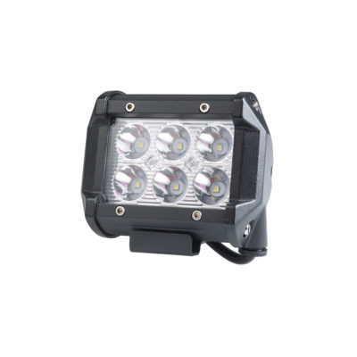 Auto Choice Direct - Compact 6 LED Off Road Light Bar - Car Accessories UK