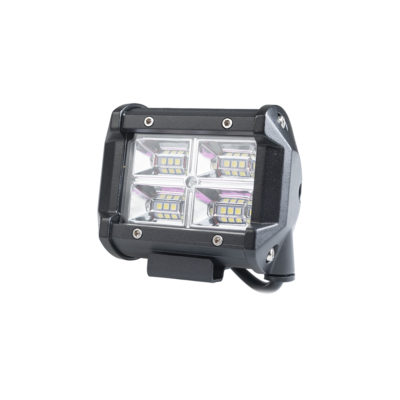 Auto Choice Direct - 12 LED Square Spot Light - Car Accessories UK