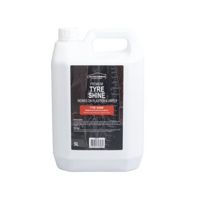 Auto Choice Direct - Premium 5L Tyre Shine (Box of 4) - Car Accessories UK