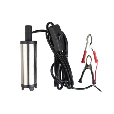 Auto Choice Direct - Fuel Accessories - 12v Submersible Siphon Pump - Car Accessories UK