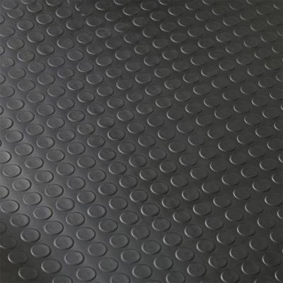 Auto Choice Direct - Mats - Heavy Duty Coin Top Rubber Matting - 1.8m x 2m - Car Accessories UK